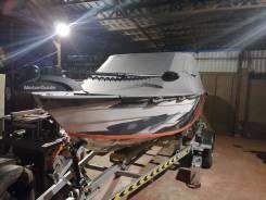 Моторная лодка orionboat 49 fish pro
