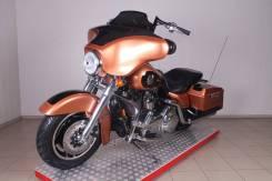 Harley-Davidson Street Glide FLHX, 2007