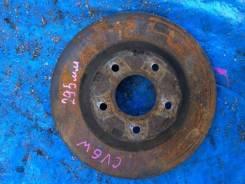 Тормозной диск Mitsubishi Delica D:5 [4615A075] CV5W 4B12, передний правый