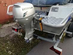 Лодочный мотор Honda BF20 D3 SHU