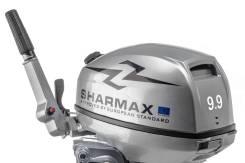 Лодочный мотор Sharmax SM9.9HS В Барнауле