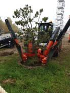 Bobcat Пересадчик деревьев