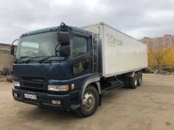 Mitsubishi Fuso Super Great, 1991