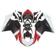 Комплект пластика на мотоцикл Ducati 848 1098 1198 EVO 2007-2013