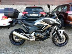 Honda NC 750X. 750куб. см., исправен, птс, без пробега