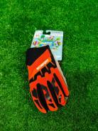 Перчатки оранжевые XS, на мототехнику