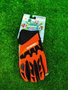 Перчатки оранжевые S, на мототехнику