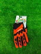 Перчатки оранжевые M, на мототехнику