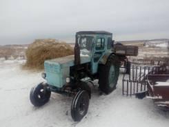 ЛТЗ Т-40. Продается трактор Т-40 с телегой, граблями и сенокоской, 50 л.с.
