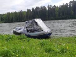 ПВХ лодка silverado33s