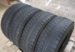 Bridgestone Blizzak VRX. зимние, без шипов, 2015 год, б/у, износ 20%