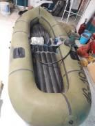 Турист 3. 2010 год, длина 3,00м., двигатель без двигателя