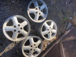 "Toyota. 6.5x16"", 5x114.30, ET-50"
