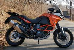 KTM 1190 Adventure. 1 200куб. см., исправен, птс, без пробега