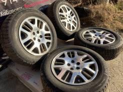 """Комплект зимних колес Subaru на резине Michelin 215/60/16 5*100. 6.5x16"""" 5x100.00 ET48"""