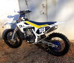 GR 7 450cc, 2018