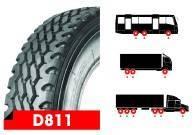 DRC D811, 315/80 R22.5 20PR