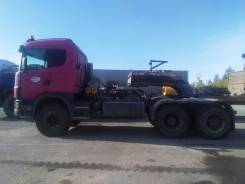 Scania. Skania R124CB6X6 HZ420 С/Т, 11 700куб. см., 6x6