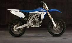 Yamaha YZ 450F, 2013