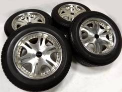 Диски EuroHart c шинами Bridgestone 225x65xR18