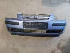 Бампер. Hyundai Getz 2005 TB G4E-A, передний
