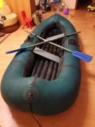 Продаётся Легенда Морей, мечта любого рыбака. Лодка ПВХ Турист 3 к-2