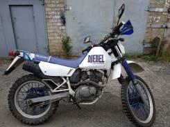 Suzuki Djebel 125. 125куб. см., исправен, птс, с пробегом