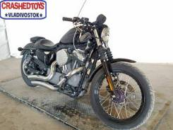 Harley-Davidson Sportster 1200 Nightster XL1200N 69971, 2007