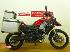 BMW F 800 GS Adventure, 2011