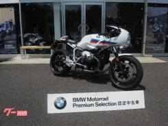 BMW R nineT Racer, 2017