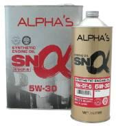 Alpha's. 5W-30, синтетическое, 4,00л. Под заказ