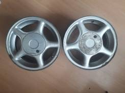 Два литых диска на 13