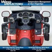 Дефлектор боковой National Cycle N5111 для мотоциклов Honda GL1800(Airbag)