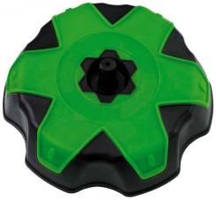 Крышка топливного бака Yamaha зеленая