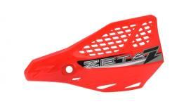 """Пластик """"VENT"""" для защиты рук Stingray, цвет красный / Zeta"""