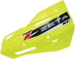"Пластик ""XC"" для защиты рук Bend и Straight, цвет желтый / Zeta"