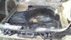 Ванна в багажник Renault Megane 2