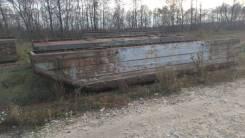 Наплавной железнодорожный мост НЖМ-56
