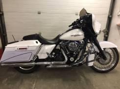 Harley-Davidson Street Glide FLHXI. 1 700куб. см., исправен, птс, без пробега