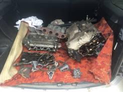 Двигатель 1NZ-FE в разборе