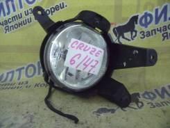 Противотуманка CHEVROLET CRUZE J300 00015691