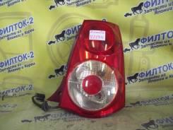 Стоп сигнал KIA Picanto SA EN HE HD TA HR 92402-075, правый задний