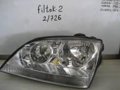 Фара KIA Sorento BL EN HE HD F1 TA HR 92101-3E0, левая передняя