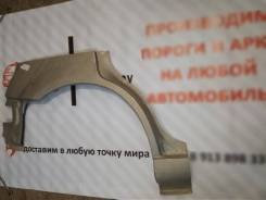 Задняя арка на Mazda Premacy
