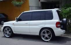 Порог кузовной Mitsubishi Pajero Pinin / IO