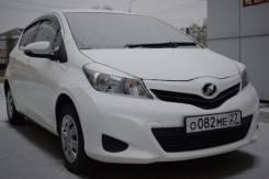 Аренда авто с выкупом Toyota Vitz