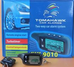 Сигнализация Tomahawk с установкой 6000! в наличии