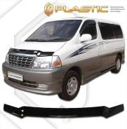 Дефлектор капота Toyota Grand Hiace 1999-2002 год (Classic черный) 785