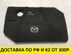 Крышка двигателя. Mazda Premacy, CR3W, CREW Mazda Mazda6, GH Mazda Mazda5, CR LFDE, LFVD, LFVDS, LFVE, LF17, LF18, LFF7