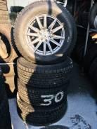 Goodyear Ice Navi SUV. всесезонные, 2014 год, б/у, износ 5%
